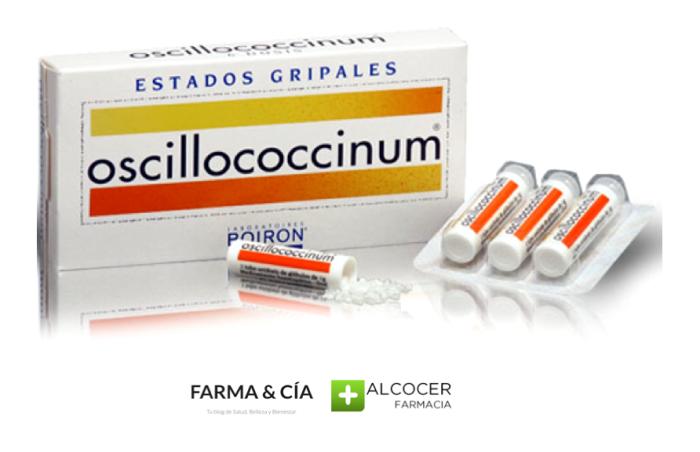 oscillococcinum farmacia alcocer